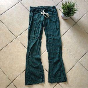 Roxy Flare Pant- Large